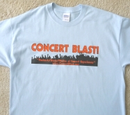 Concert Blast T-Shirts Now Available