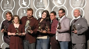 Dove Awards 2008 - Casting Crowns