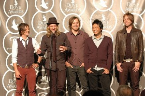 Dove Awards 2008 - Switchfoot