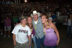CMA Fest 2010 Fans