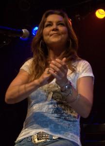Gretchen Wilson Performs at the CMT Secret Concert