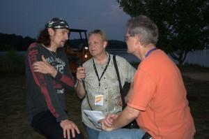 Bruce Kulick - Concert Blast Backstage Interview