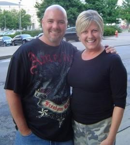 Alan and Sabrina Troy - Concert Blast Friends