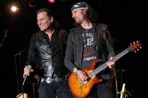 Max Carl and Bruce Kulick - Grand Funk Railroad