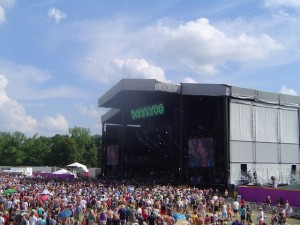 Bonnaroo 2010 - The Main Stage