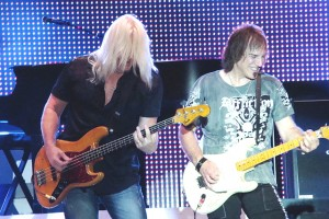 Bruce Hall and Dave Amato - REO Speedwagon