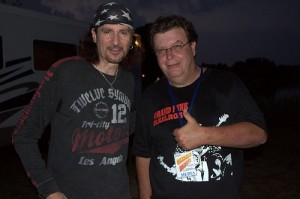 Bruce Kulick with James Downing