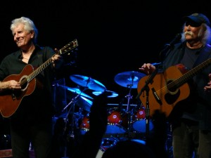 Graham Nash and David Crosby