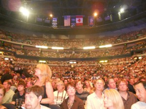 Paul McCartney - The Crowd is Ready