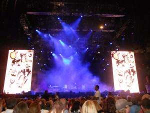 Paul McCartney - The Stage is set