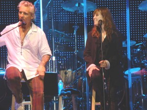 Pat Benatar and Neil Giraldo In Concert - During the Acoustic Set