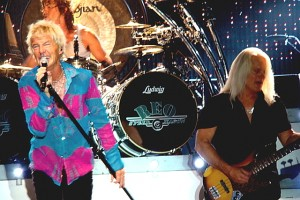 REO Speedwagon In Concert - Memphis, TN