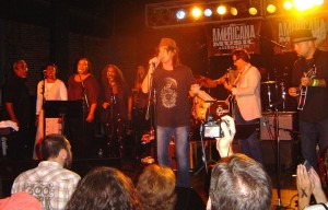 Americana Music Festival - Mike Farris and the Cumberland Saints Revue