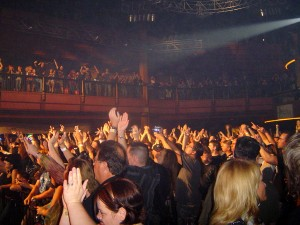 Cinderella Wildhorse Saloon Sold-Out Crowd