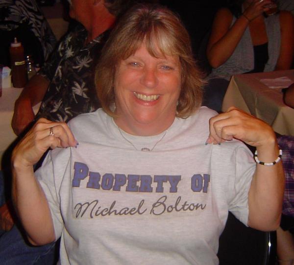 Festival Pedralbes. Michael-Bolton-Fan