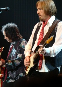 Tom Petty with Mike Campbell