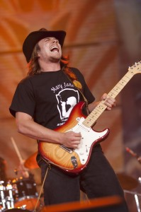 Lukas Nelson - Farm Aid 25th Anniversary Concert