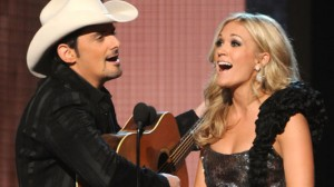 CMA Awards - Brad Paisley and Carrie Underwood
