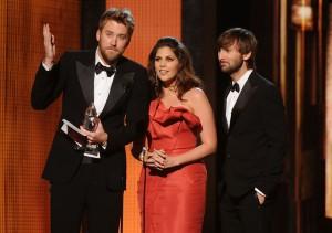 CMA Awards - Lady Antebellum