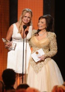 CMA Awards Show - Miranda Lambert Wins