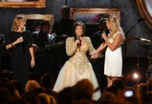 CMA Awards Show - Sheryl Crow, Loretta Lynn, and Miranda Lambert