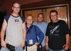 CONCERT BLAST - Brian Hasbrook, Mike Arnold, Tom Thompson, and James Downing