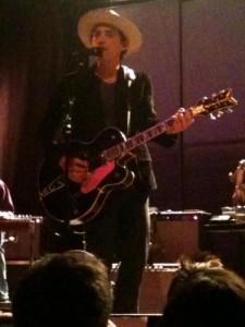 Jakob Dylan In Concert