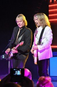 Styx In Concert - JY and Tommy Shaw