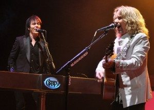 Styx In Concert - Lawrence Gowan and Tommy Shaw