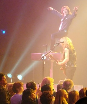 Styx In Concert - Lawrence Gowan / Tommy Shaw