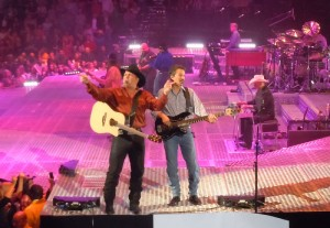 Garth Brooks In Concert - Nashville, TN - 12/16/2010