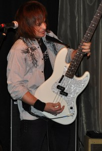 Stacie Collins In Concert - Al Collins