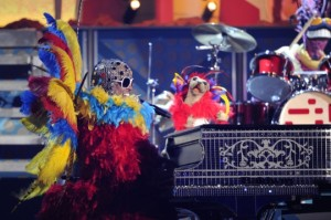 53rd Grammy Awards - Cee Lo Green