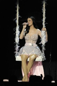 53rd Grammy Awards - Katy Perry