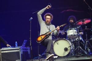 Winter Jam 2011 - Nashville, TN - David Crowder Band