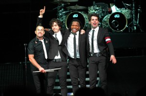 Winter Jam 2011 - Nashville, TN - Newsboys
