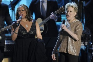 Rock Hall Inductee Darlene Love Performs With Bette Midler
