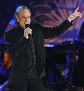 Rock Hall Inductee Neil Diamond