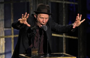 Rock Hall Inductee Tom Waits