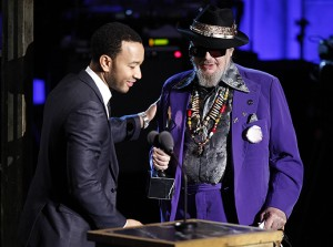 Rock Hall Induction - Dr John with John Legend
