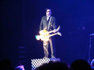 Rick Nielsen of Cheap Trick in concert - Nashville, TN