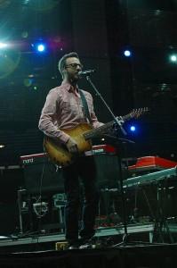 Chris August  - Winter Jam 2011 Nashville, TN