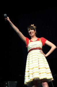Fransesca Battistelli - Winter Jam 2011 Nashville, TN