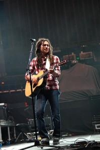Jason Castro  - Winter Jam 2011 Nashville, TN