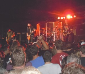 Alter Bridge In Concert - Nashville, TN 5-11-2011