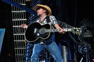 Jason Aldean In Concert - CMA Music Fesival 2011