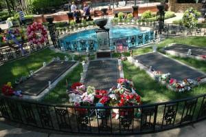 Elvis Presley Memorial Garden