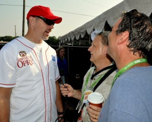 Mike and Tom Interviews Quarterback Kerry Collins