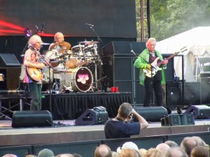 YES In Concert - Nashville, TN 7-16-2011