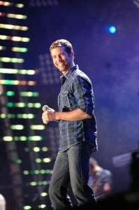 Josh Turner - CMA Music Fest 2011
